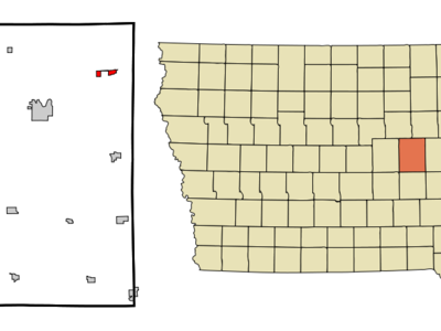 Location Of Urbana Iowa