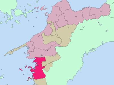 Location Of Uwajima In Ehime