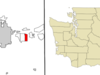 Location Of Veradale Washington