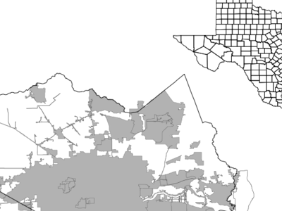 Location Of Waller Texas