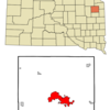 Location In Codington County