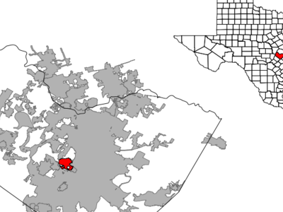 Location Of West Lake Hills Texas