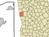 Location In Troup County And Georgia