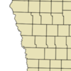 Location Of West Union Iowa