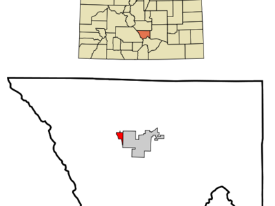 Location In Custer County And The State Of Colorado
