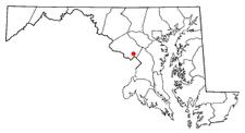 Location Of Wheaton Glenmont Maryland