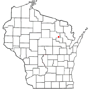 Location Of White Lake Wisconsin