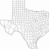 Location Of Whitney Texas