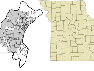 Location Of Wildwood Missouri