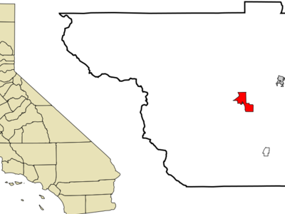 Location In Colusa County And The State Of California