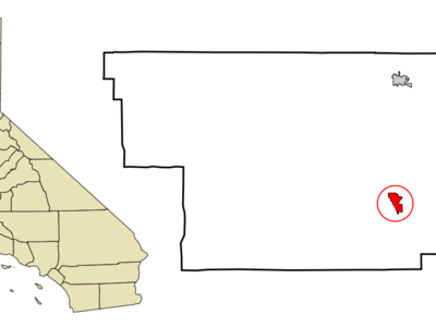 Location In Glenn County And The State Of California