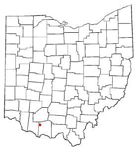 Location Of Winchester Ohio