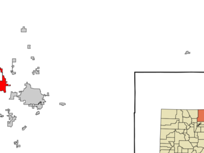 Location In Weld County And The State Of Colorado