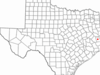 Location Of Woodville Texas