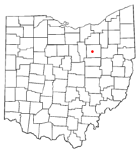 Location Of Wooster Ohio