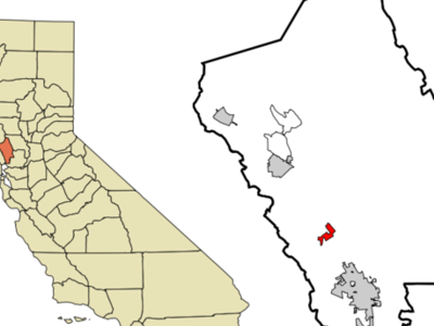 Location In Napa County And The State Of California
