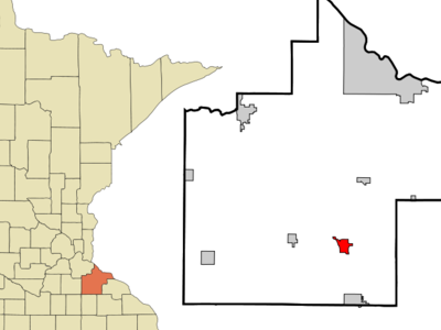 Location Of Zumbrota Minnesota
