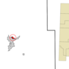 Location Of La Huerta New Mexico
