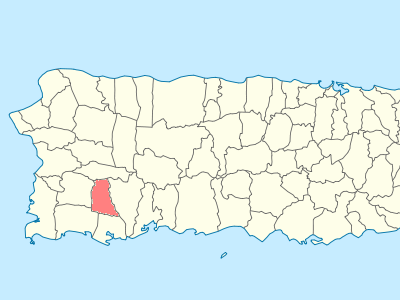 Location Of Sabana Grande In Puerto Rico