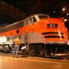 Locomotive On Display
