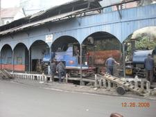 Loco Shed Darjeeling