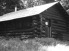 Logan Creek Patrol Cabin - Glacier - USA