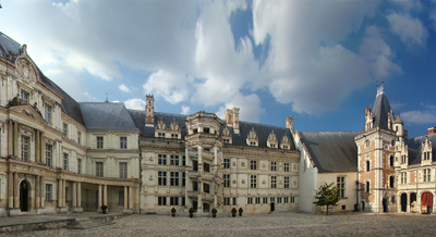 The Chateau De Blois