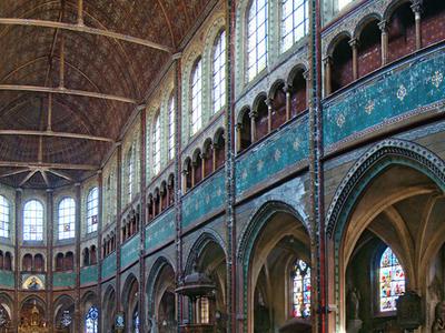 The Church Of Saint Aignan