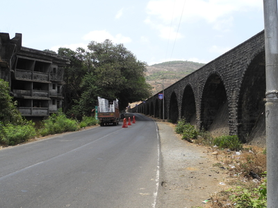 Lonavala Dam Approach Road - Maharashtra - India