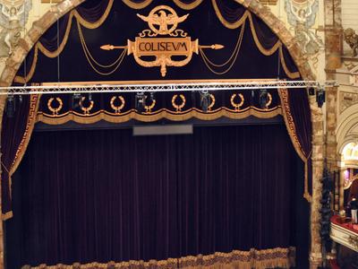 Coliseum Theatre Auditorium