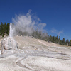Lone Star Geyser - Yellowstone - Wyoming - USA