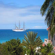 Long Bay In Anguilla