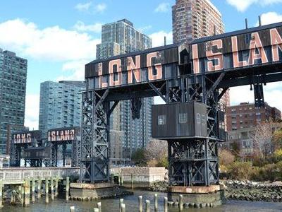 Long Island City High Rises.