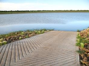 Long Lake Boat Ramp