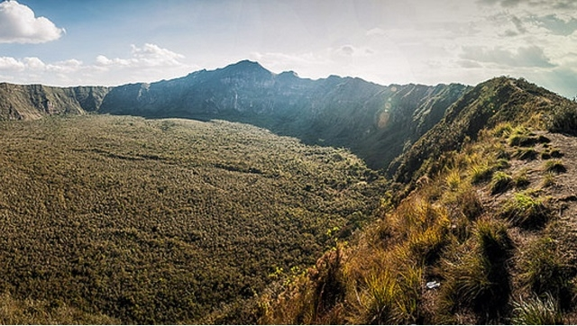 1 Day Hike To Mount Longonot Photos
