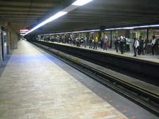 Longueuil Universite De Sherbrooke Metro Station