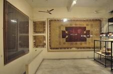 Long View Of The Courtly Crafts Gallery
