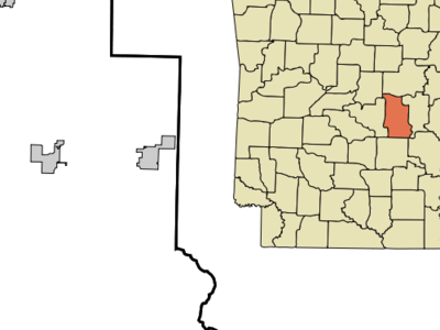 Lonoke  County  Arkansas Unincorporated Areas  Cabot