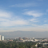 Looking East Over Burbank From Universal Studios.