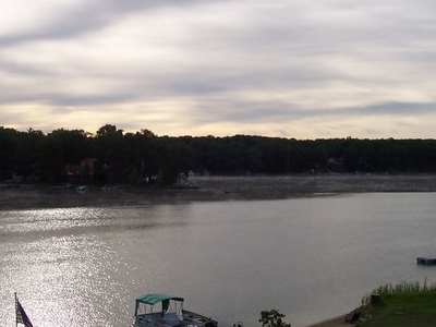 Looking Southeast On Budd Lake