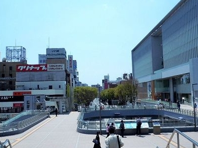 Looking South From Iwaki Station