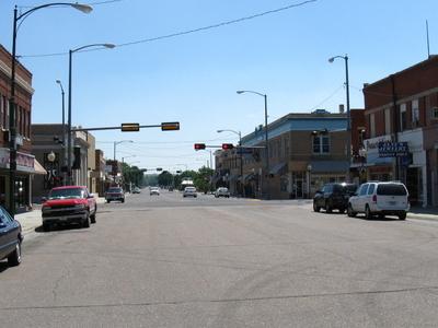 Sidneys Historic Downtown