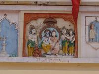 Templos Senhor Hanuman de Aliganj