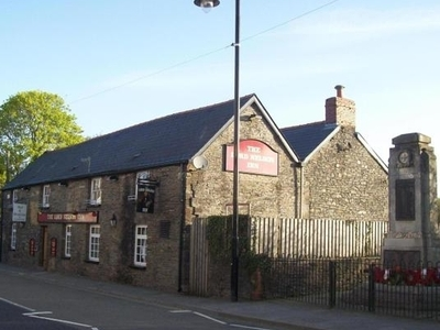 Lord Nelson Inn And War Memorial