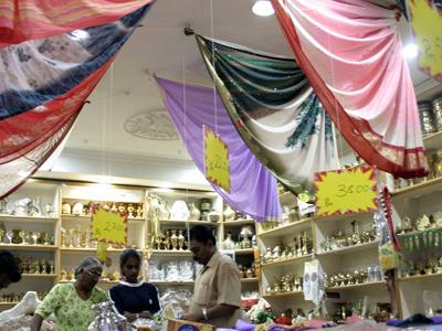 Lorong Tuanku Abdul Rahman - Market