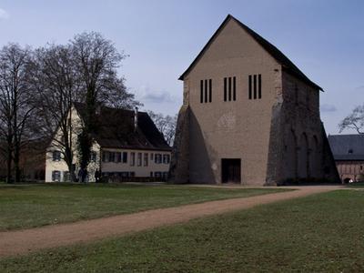 Lorsch Church Ruins