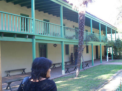 Los Cerritos Ranch House - Long Beach CA