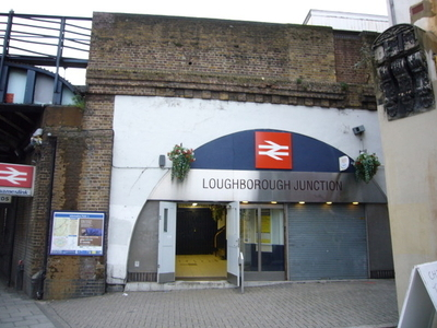 Loughborough Junction Railway Station