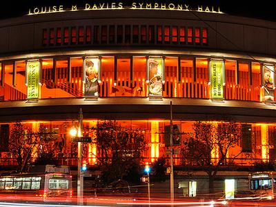 Louise M. Davies Symphony Hall