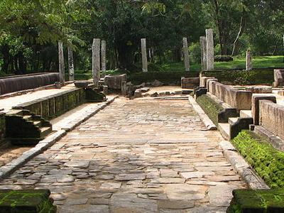 Lovamahapaya Ruins, Anuradhapura, Sri Lanka